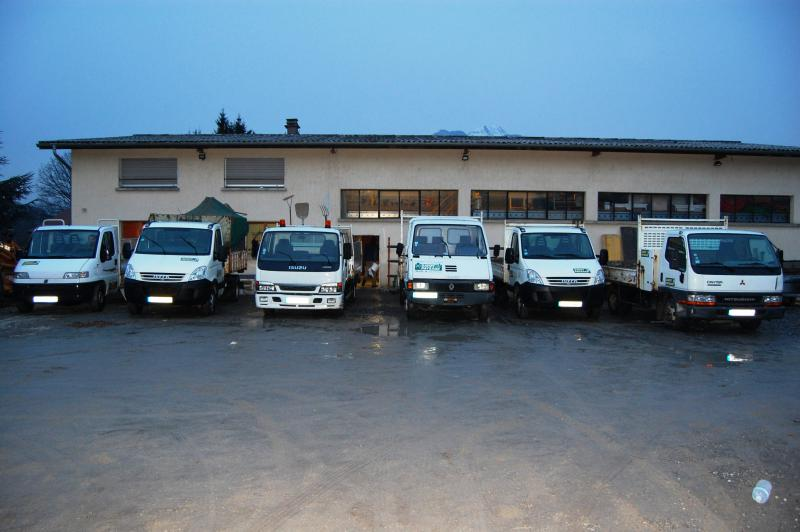 Camion savoy paysage 3,5 T